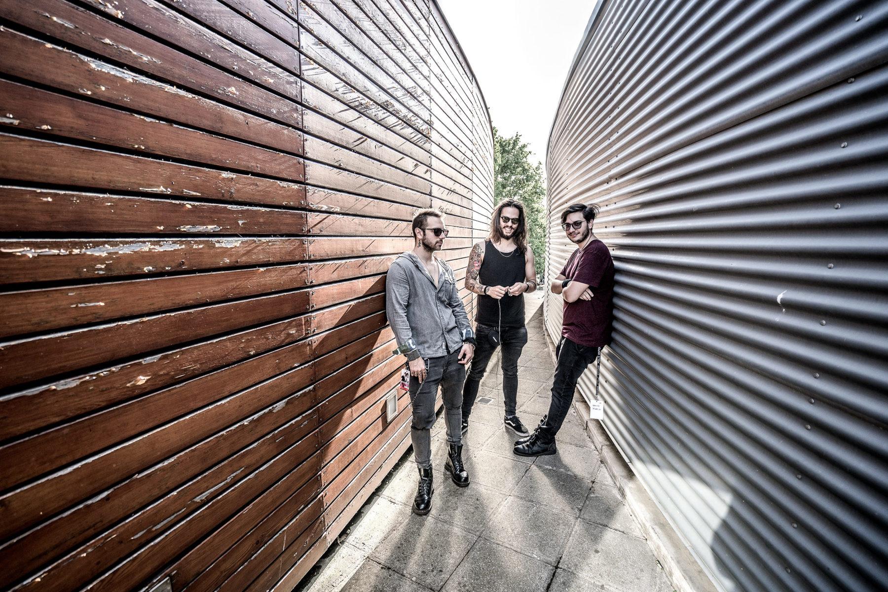 Benji e Fede bandFrancesco Landi, Riccardo Lodi, Davide Marchi
